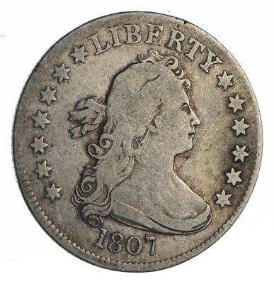 1807 Draped Bust Quarter - Circulated *1142