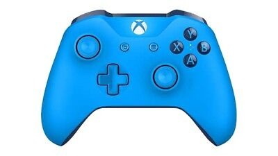 Xbox One Blue Vortex Controller