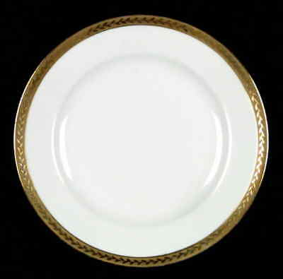 Royal Bayreuth GOLD ENCRUSTED Salad Plate S621030G2