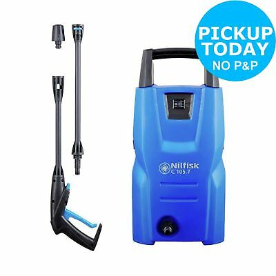 Nilfisk Compact 105 Pressure Washer - 1400W. From the Argos Shop on ebay