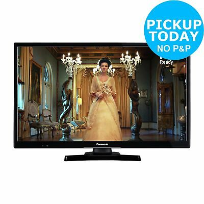 Panasonic 24TX-24E302 24 Inch HD Ready 720p LED TV - Black