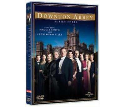 Film DVD UNIVERSAL PICTURES - Downton Abbey - Stagione 03 (4 Dvd)   DVD 0