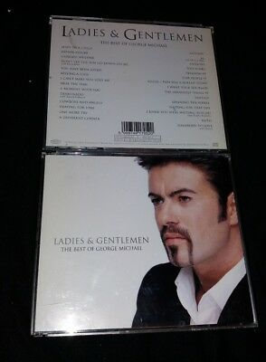 Ladies & Gentlemen -  The Best of George Michael 2 cds