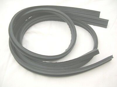 DKW AUTO UNION 3=6 , 1000 & 1000s COUPE WEATHERSTRIP DOOR ON ROOF FRAME SET
