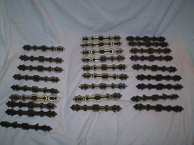 "27 Vintage  7.25"" Cabinet Door Drawer Pulls Old Hardware"