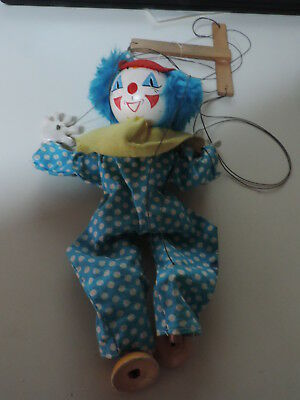 Pelham,Marionette,Clown