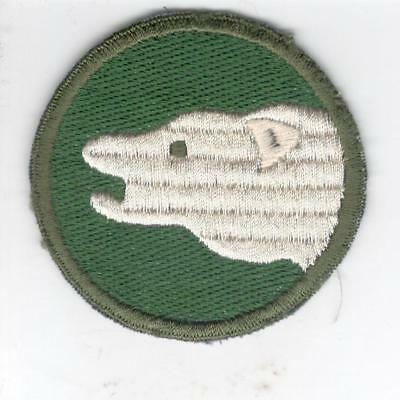 A749 German Made 104th Infantry Division Patch Win 10 Get Free US Shipping