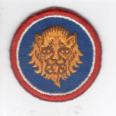 A751 German Made 106th Infantry Division Patch Win 10 Get Free US Shipping