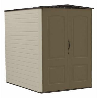 Rubbermaid Big Max 6ft. Plastic Shed