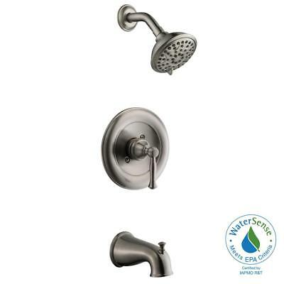 PFISTER BREA Single Handle Waterfall Tub & Shower Faucet 8P8-WS2 ...