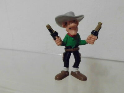 Lucky Luke Schleich Figur 1984 ca. 7,0 cm: William Dalton Hemd grün