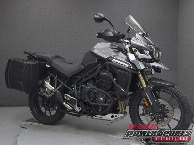Triumph Tiger  2013 Triumph Tiger EXPLORER WABS Used FREE SHIPPING OVER $5000