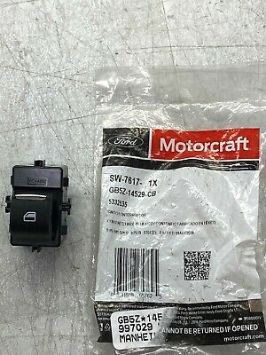 Genuine Ford Oem Power Window Switch Bm5z 14529 A Motorcraft Sw 7309