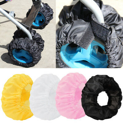 Baby Stroller Accessories Anti-stain Wheels Set Newborns Car Pram Cover Toddle