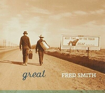 Fred Smith - Great [New CD] Australia - Import