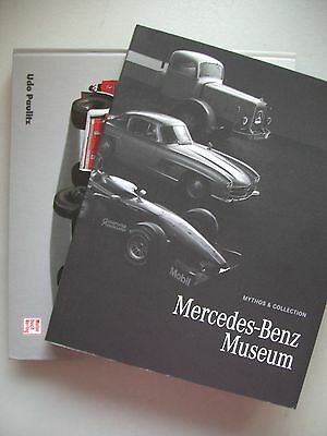 2 Bücher Mercedes-Benz Museum Mythos & Collection Feuerwehr Klassiker .. LF