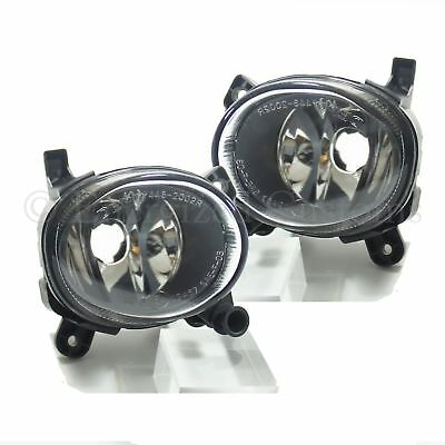 Audi A5 2007-> Front Fog Light Lamps 1 Pair O/S & N/S