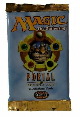 Portal Second Age Booster - engl. Magic the Gathering