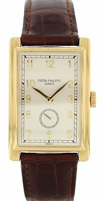 Patek Philippe Gondolo 5009 J 18k Yellow Gold With Papers
