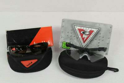 Lot of 2 Sunglasses and Safety Glasses