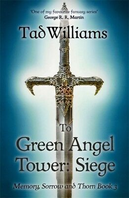 TO GREEN ANGEL TOWER SIEGE REISSUE, Williams, Tad, 9781473642126