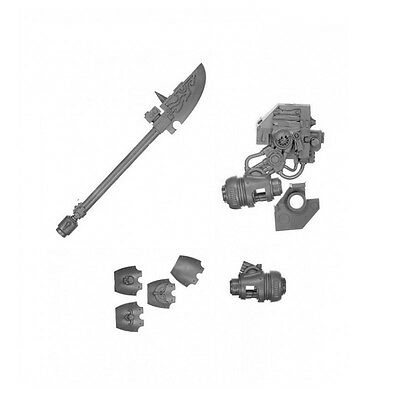 Space Marine Blood Angels Furioso Dreadnought Librarian FORCE WEAPON 40K