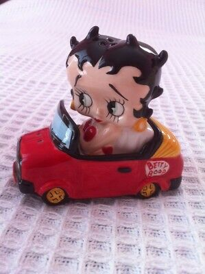 "Betty Boop ""Salt and Pepper Shakers"""