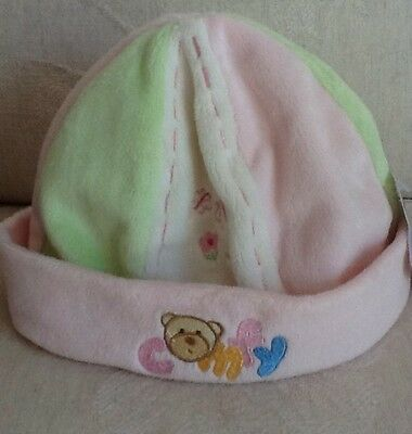 Brand New Aurora Comfy Bear Girls Hat