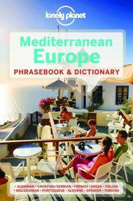 Lonely Planet Mediterranean Europe Phrasebook & Dictionary (Lonel...
