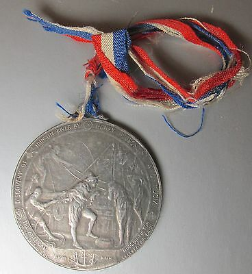 1909 HUDSON-FULTON EXPOSITION American Numismatic Society Medal