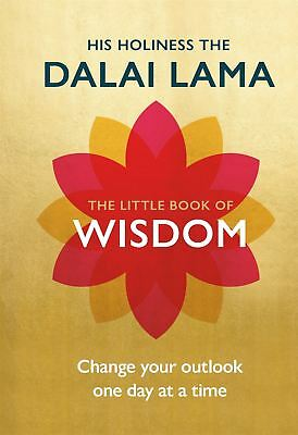 The Little Book of Wisdom: Change Your Outlook One Day at a Time by Dalai Lama