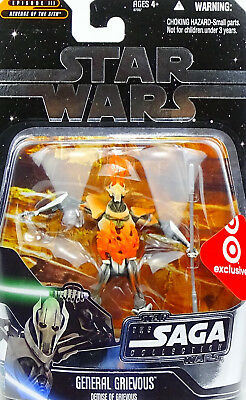 "Demise Of General Grievous ""rots"" Star Wars The Saga Collection 2006 Von Hasbro"