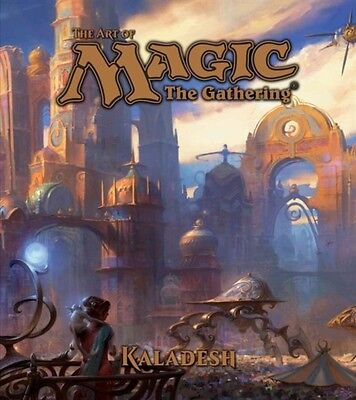 Art Of Magic The Gathering Kaladesh, Wyatt, James, Wyatt, James, 9781421590509