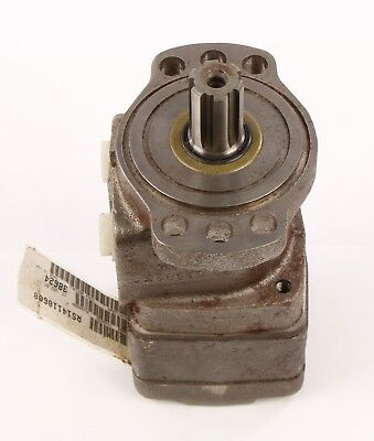 New RS14110600 White Hydraulic Motor
