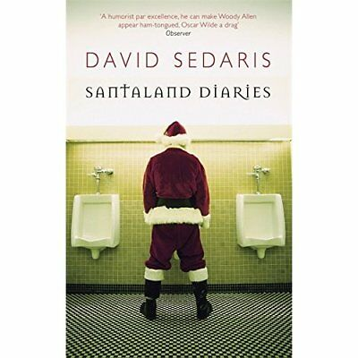 The Santaland Diaries - Paperback NEW Sedaris, David 2006-07-06