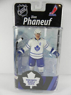 Dione Phaneuf, Toronto Maple Leafs NHL 27, Collector Bronze 1875 No