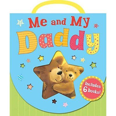 Me and My Daddy Boxed Set - Paperback NEW Tiger Tales (Ed 2014-03