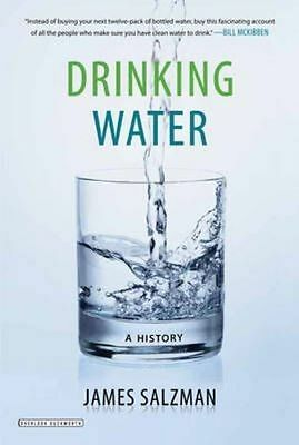Drinking Water by James Salzman   Paperback Book   9780715647288   NEW
