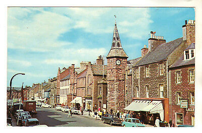 Old Town House - High Street Dunbar Photo Postcard 1973