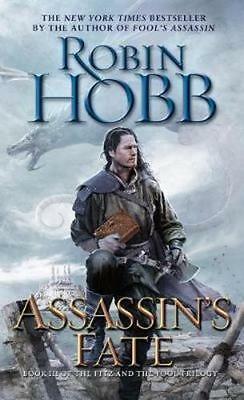 NEW Assassin's Fate By Robin Hobb Paperback Free Shipping