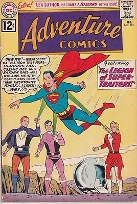 Adventure Comics 293 strict 1962 VF 8.0 High-Grade Superboy,Legion 50% OFF SALE