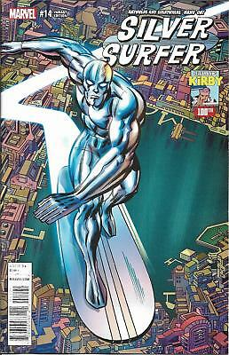 Silver Surfer #14 Kirby 100 Variant Marvel Comics Everywhere! One Final Trip