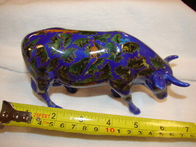 Cow Parade Figurine Porcelain Decorative Collectible Farm Cow For Every New Year