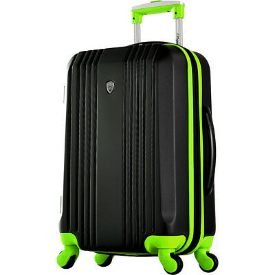 Olympia USA Apache II Hardside Spinner Carry-On Softside Carry-On NEW