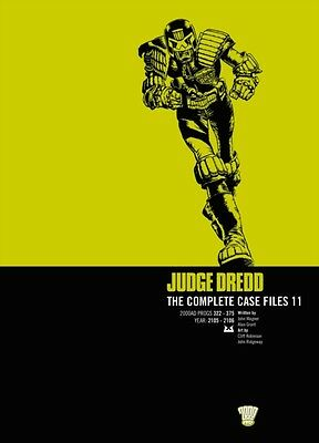 Judge Dredd: The Complete Case Files 11: Complete Case Files v. 11 (2000 Ad) (P.