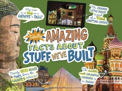 Totally Amazing Facts About Stuff Weve B, Meister, Cari, 9781474737418