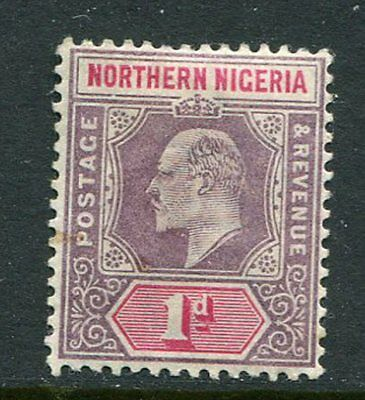 Northern Nigeria #11 Mint