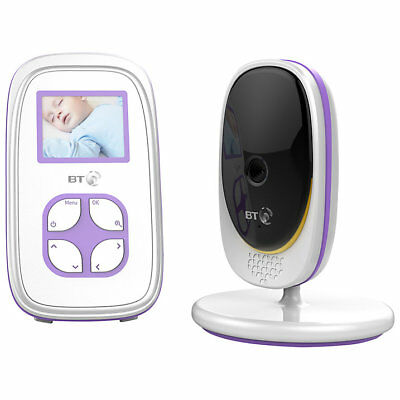 BT Video Baby Monitor 2000 (355851)