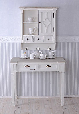 Nostalgic Dresser Wall Table Sideboard Table Country House Style Console Table