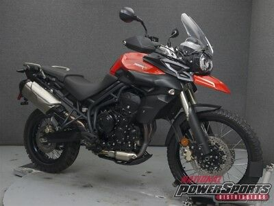 Triumph TIGER 800 XC W/ABS  2012 TRIUMPH TIGER 800 XC W/ABS Used FREE SHIPPING OVER $5000